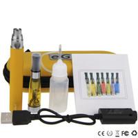 HOT ego CE5 single Kits eGo electronic cigarette kits CE5 cl...