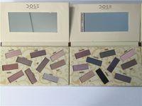 Dosis más barato precio de 10 colores caso Sombra de ojos en unirse a la revolución del color 3 colores de sombra de ojos de DHL