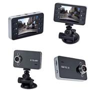 DVR K6000 NOVATEK 1080P Full HD LED Night Vision Recorder Dashboard Veicular Caméra dashcam Carcam vidéo Registrator voiture DVR