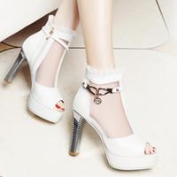 Quality Assurance Woman Elegant Fashion Dress Shoes Peep Toe...