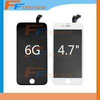 Ecran LCD Touch Digitizer Ecran complet avec cadre Remplacement complet de l'Assemblée pour iPhone 6 iphone 6 4.7inch