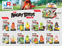 Angry Birds minifigures Building Blocks New children 8 style...