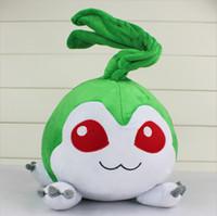 Anime Digimon Adventure Tanemon Plush Toys Soft Stuffed Doll...