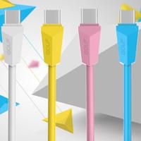 2016 Marque Golf Micro Câble USB Sync fil du cordon de charge rapide pour Samsung S6 S7 Huawei Avec Retail Box DHL CAB128 gratuit