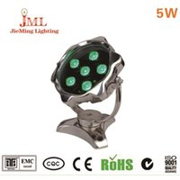 Underwater swimming pool light 5w DC24V of the stainless ste...