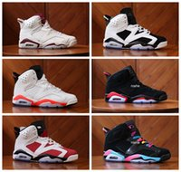 Classical Retro 6 IV Basketball Shoes Sneakers For Women & M...
