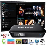 Intbox i8 TV Box Android 6. 0 S912 Octa Core iptv box 2G 8G 2...