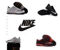 Nike Flyknit air max grey shoes sport women Running Shoes, Di...