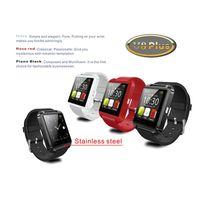 1.44 дюймовый ЖК-смарт-часы 128 * 128px 3.7V / 230mAh 32M Ram 24M Rom Smart часы U8 Plus
