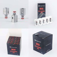 Kanger Tech OCC Coil 5 Pack 0. 5ohm 1. 2ohm 1. 5ohm Vertical Re...