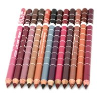 Professional Lipliner Pencil Wooden Blend 15CM Makeup Pink L...