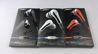 50 Cent 50cent audio SMS en-casque écouteurs casque avec microphone STREET de 50 CENTS avec le paquet de détail téléphone cellulaire écouteurs