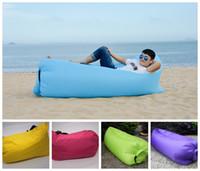 2016 Fast Inflatable Lamzac Hangout Lounger Air Sleep Campin...