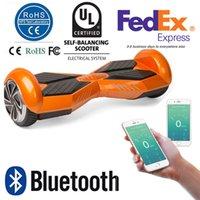 UL2272 6,5 pouces roue Smart Balance Bluetooth Hoverboard Skateboard électrique Monocycle Drift Auto équilibrage Scooter APP Control