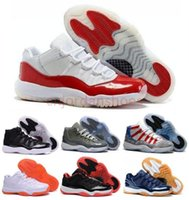 Basketball Shoes Retro XI Men Women Bred Georgetown Space Ja...