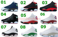New 2016 china shoes 9 colors retro XIII 13 Man Basketball S...