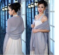 dress fabric 6 pieces tulle fabric shawls