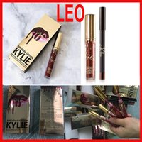 In stock hot Kylie Jenner Lip Kit liner Lord Metal LEO Gold ...