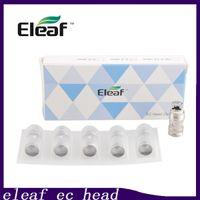Eleaf iJust 2 EC TC tête ijust 2 bobine 0.3 0.5ohm 0.2 0.15ohm tc bobines doubles pour Eleaf iJust 2 Melo réservoir atomiseur 0266073-1