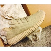 Authentic Yeezy 350 Boosts Oxford Tan Fashion shoes Top Qual...