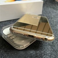 Plating style Gilded TPU Phone Case For Apple iPhone 6 6S 4....