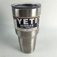 In Stock Rambler Tumbler 30 oz YETI Cups Cars Beer Mug Large...