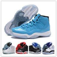 Cheap 2016 Casual Shoes Retro Xi Bred Concord Basketball Sho...