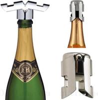 Champagne Stopper Wine Stopper Sparkling Funnel Wedding Bar ...