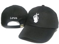 Wholesale Adjustable Snapbacks Hats LOVE Snapback caps Hipho...