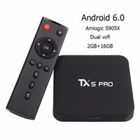 TX5 Pro 2G 16G Amlogic S905X Android6. 0 2GB 16GB Quad Core 2...