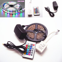 Wholesale Best Price 3528 SMD RGB LED Strips 5M Roll Non- Wat...