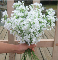 gypsophila baby' s breath artificial silk flower Plant H...