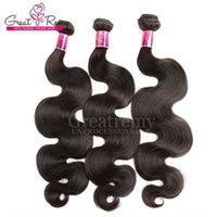 8- 34inch Cheap Brazilian Hair Remy Human Hair Extensions Bod...