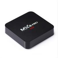 Android Box MXQ Pro Rockchip RK3229 Quad Core Ultra 4K TV St...