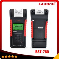 Launch BST- 760 Original Battery Systerm Tester tool 2016 Top...