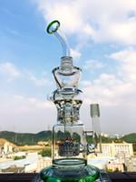 2016 Grinder Enjoylifeworld K26 Recycleur Klein pour la cuve à vapeur Scientific Bong Phonix Pompe à eau en verre Pulse Bio Dabrigs Waterpipe Bar