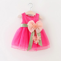 New 2016 Flower Girl Christening Wedding Party Pageant Dress...