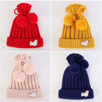 Snowman Knit Spring Autumn Winter crochet Cotton knitted bab...