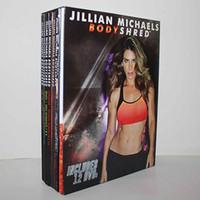 2015 Best Price Jillian Michaels BODYSHRED Workout DVD Base ...