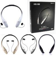 wireless bluetooth headphone HBS900 lg tone earphone HBS 900...