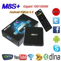 M8S Plus M8S+ Android 5. 1 TV Box Amlogic S812 Quad Core 2. 4G...