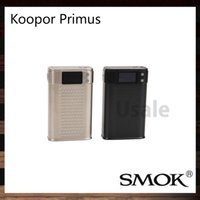 Alliage Construction Zinc Box SMOK Koopor Primus 300W TC Mod Écran Large OLED 100% Original VS Sigelei 213 SX MINI Q CLASS 200W MOD