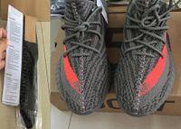 Boost 350 V2 Kanye West SPLY 350 Boost Grey Orange, Black Whi...
