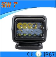 Hot Sale Rotatable Cree Work Light 50W LED Searching Light W...