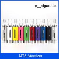 MT3 atomizer 2. 4ML MT3 Evod Tank Cartomizer Clearomizer for ...