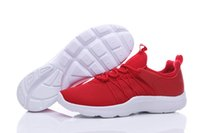 Classic Mens Running Shoes Fashion Red Sports Shoes 2016 New...