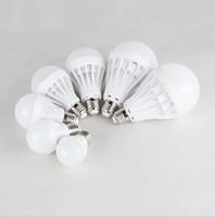 Высокое качество 3W 5W 7W 9W 12W 15W 20W 30W 40W E27 B22 LED Глобус лампы Энергосберегающие свет E27 B22 Основание глобуса электрической лампочки 220V-240V