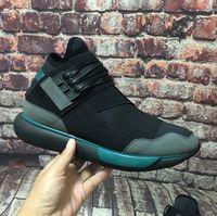 New Arrival Y. 3 Mens Womens Black green Classic Sneaker Y. 3 ...