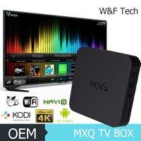 MXQ TV Box Quad Core Amlogic S805 Pre- installed XBMC Android...