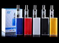 30W E cig de 2.5ml Original Cigarettes ECT Box Mod électroniques Mini Fog 0.3ohm Airflow contrôle Vaporisateur 2200mah et 30P Wattage